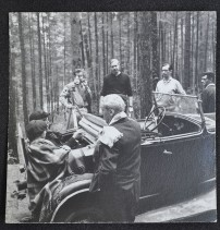 Desierto de los Leones (Belina, Conchita y Diego, J., Jomí, Emilio y Justi) - Copia de 1961 Sec.