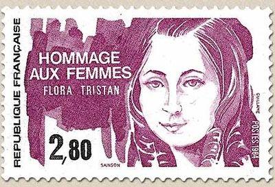 Mujer - Flora Tristán
