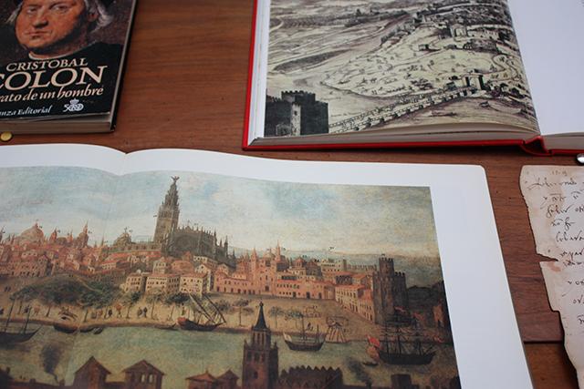 instituciones y personajes de  Sevilla