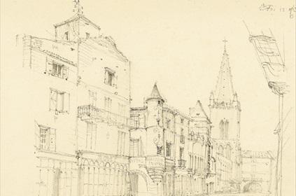 Sainte-Foy-La-Grande de Leo Drouyn