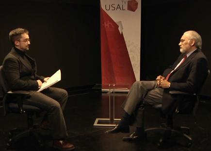 Vídeo entrevista Carlos Mesa Gisbert