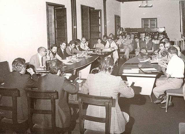 reunión de americanistas 1976