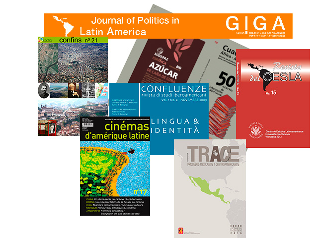 latindex revistas latinoamericanas países iberoamericanos