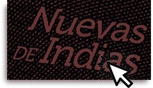 Nuevas de indias